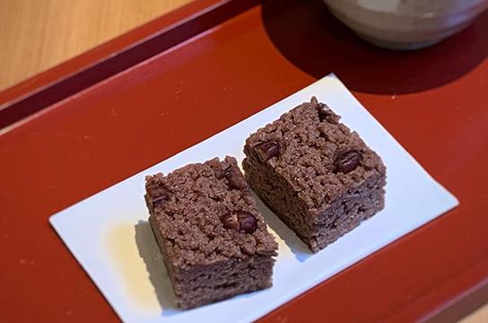 銘菓「御目出糖(おめでとう)」