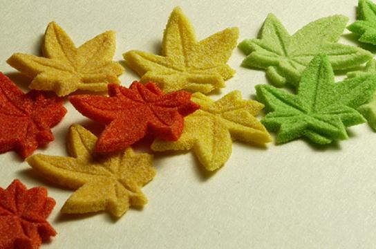 四季の干菓子「うす紅葉」