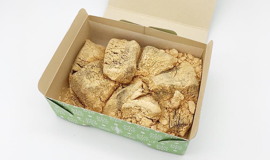 彦九郎の「わらび餅」