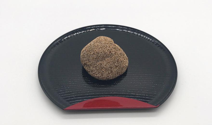 480余年伝統の味 本家小嶋の「芥子餅」