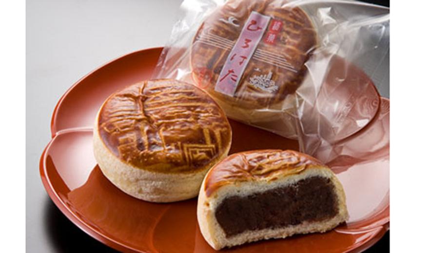 福壽堂本店の焼菓子「姫路銘菓 ひろはた」